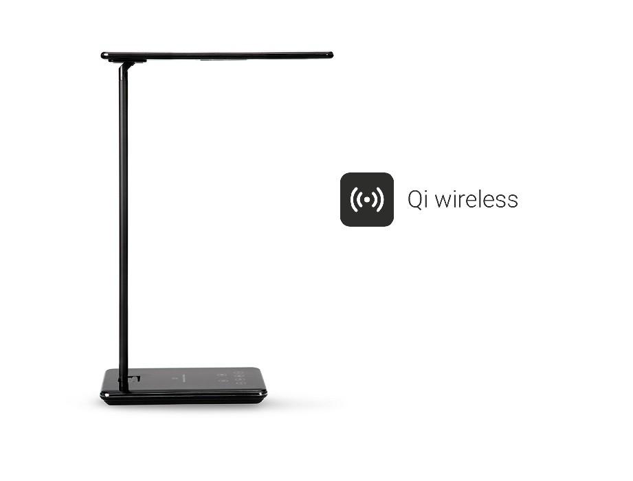 Qlight Desk Lamp - Black