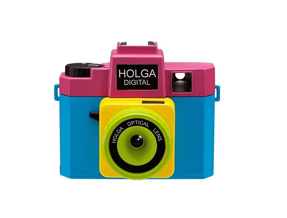 Holga Digital Camera - Mixed