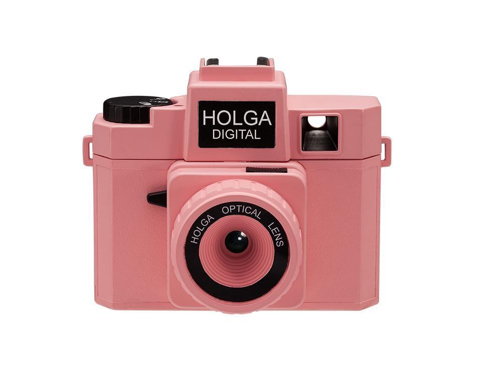 Holga Digital Camera - Pink