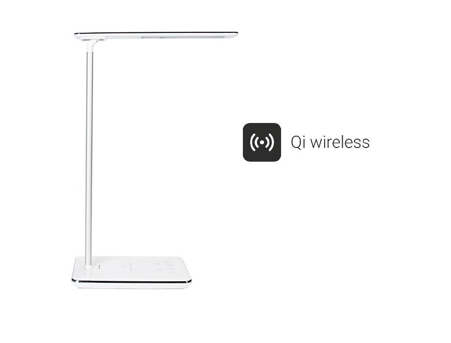 Qlight Desk Lamp - White