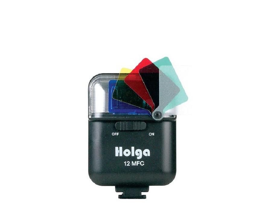 Holga 12MFC Electronic Flash