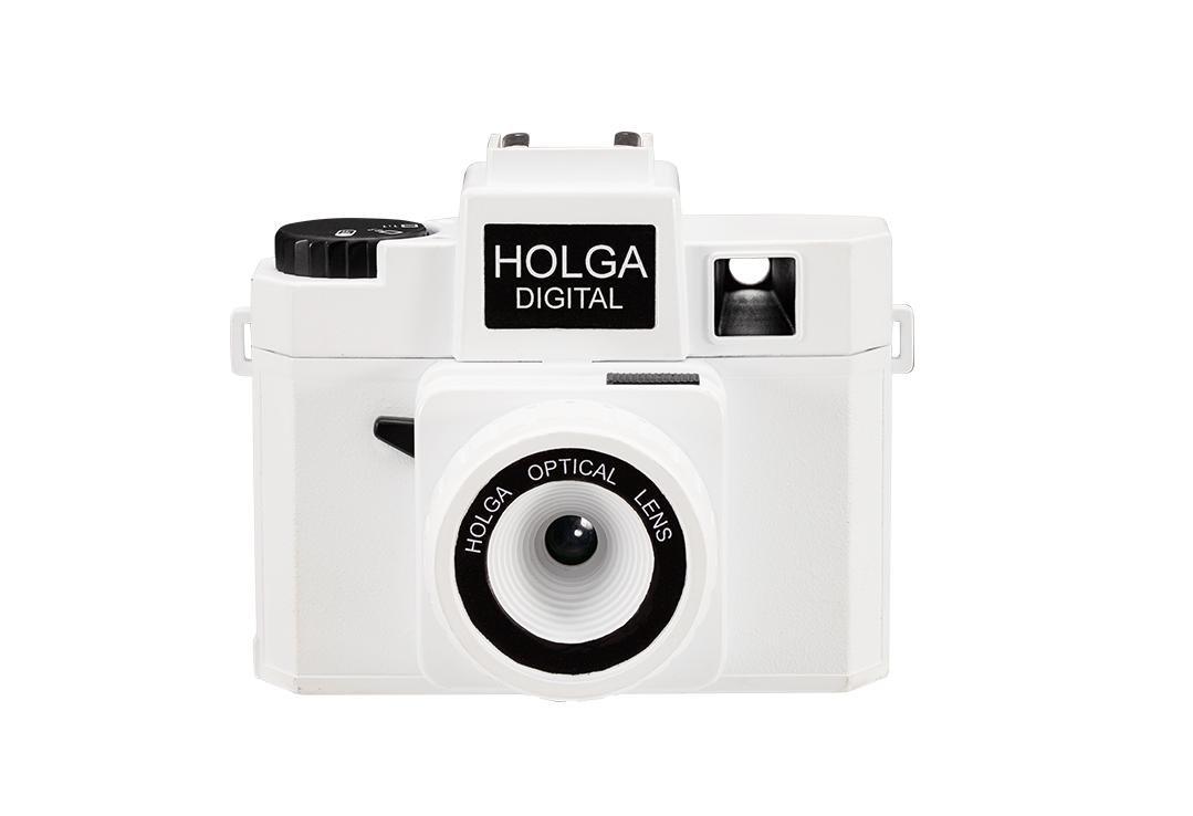 Holga Digital (White)
