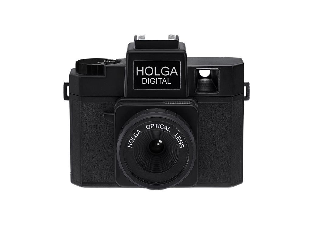 Holga Digital Camera - Black