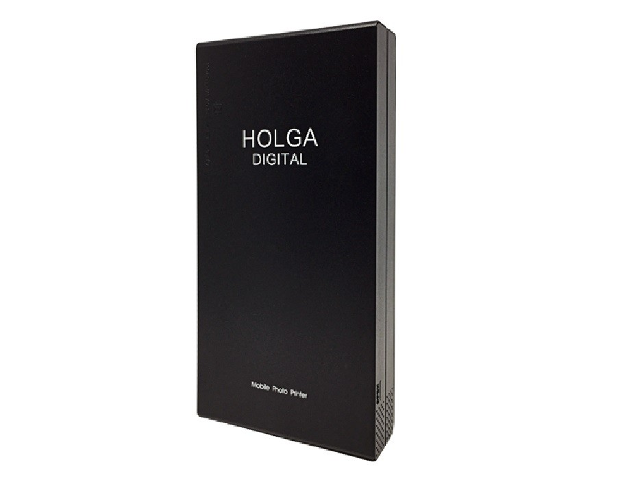Holga Digital Printer - Black