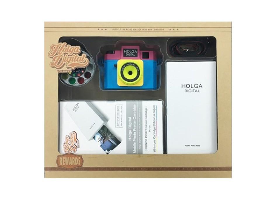 Holga Digital Limited Set