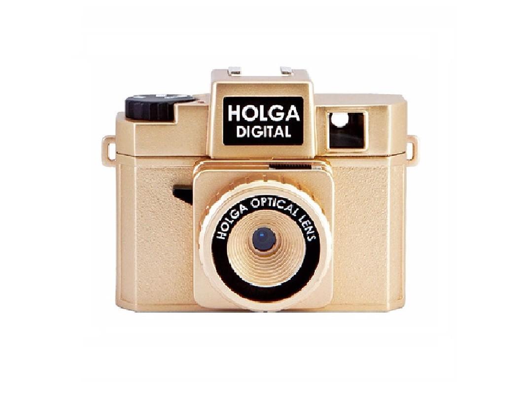 Holga Digital Golden Limited Edition