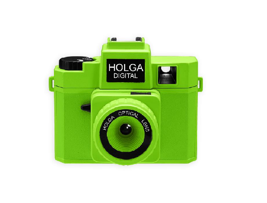 Holga Digital Camera - Green
