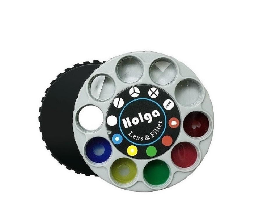 Holga Filter and Lens Wheel